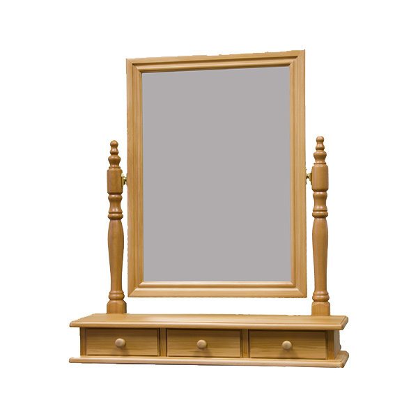 Genial Table Top U2013 3 Drawer Cheval Mirror
