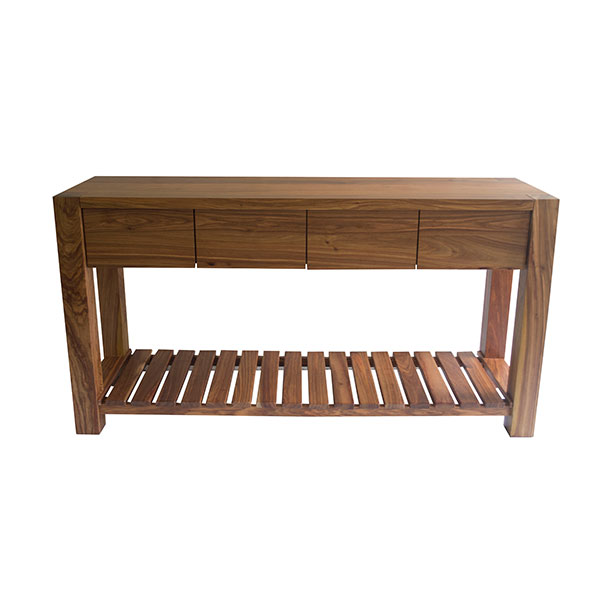4-Drawer-kiaat-server