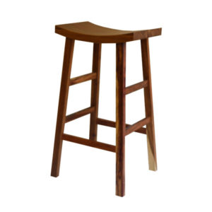 Kiaat-Bar-Stool