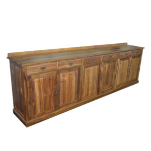 6 Division Blackwood Sideboard